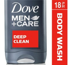 DẦU TẮM + GỘI NAM Dove Men+Care Body and Face Wash DEEP CLEAN  532ML