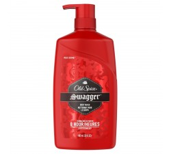 DẦU TẮM NAM Old Spice Red Zone Swagger Scent Body Wash for Men 887ml
