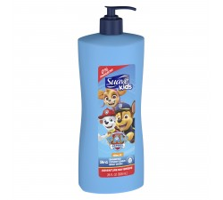 DẦU TẮM GỘI XÃ  Suave Kids 3-in-1 Shampoo, Conditioner, Body Wash Paw Patrol Adventure 28 oz 828ML