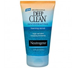 RỬA MẶT NAM Neutrogena(R) Foaming Scrub Deep Clean(R) 4.2 Oz