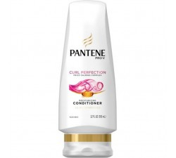 DẦU XÃ CHO TÓC XOĂN - Pantene Pro-V Moisturizing Conditioner Curl Perfection, 525ML